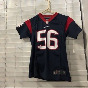 Authentic Brand new Texans Jersey for kid